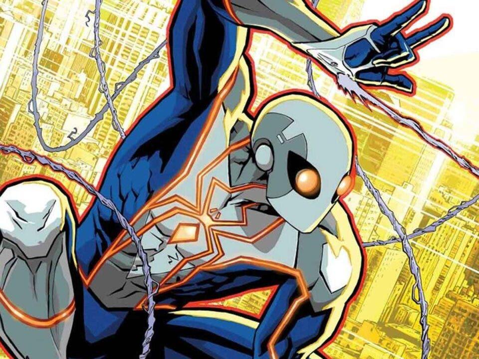 Así es el nuevo traje de Spider-Man altamente tecnológico