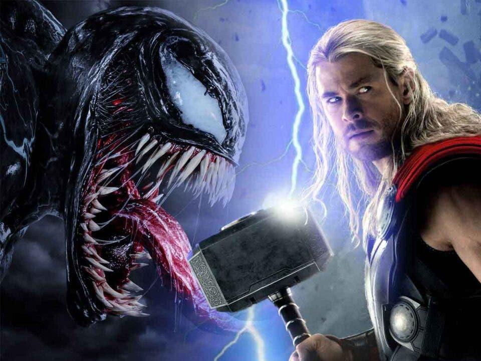 La conexión entre la película Thor: Love and Thunder y Venom