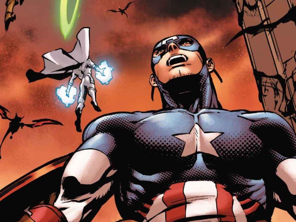 Marvel revela el verdadero poder de Capitán América