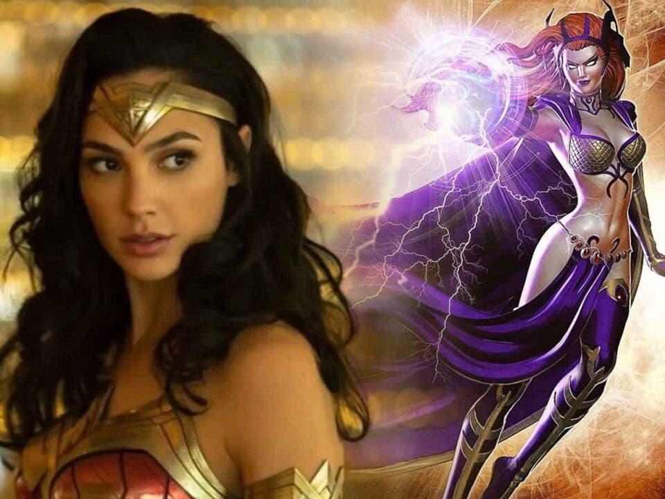 Filtran la villana de la película Wonder Woman 3