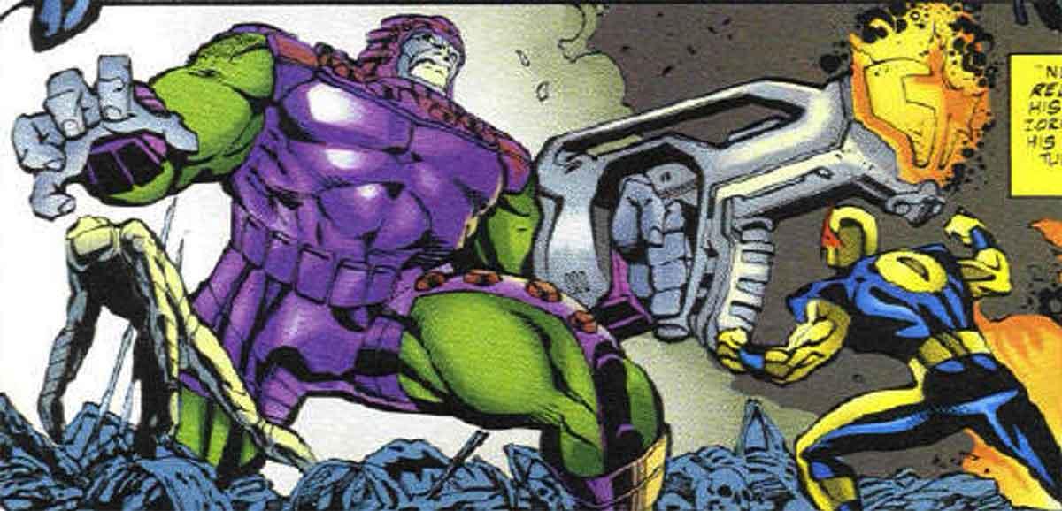 El personaje que podría vengar a Thanos en las películas de Marvel Studios