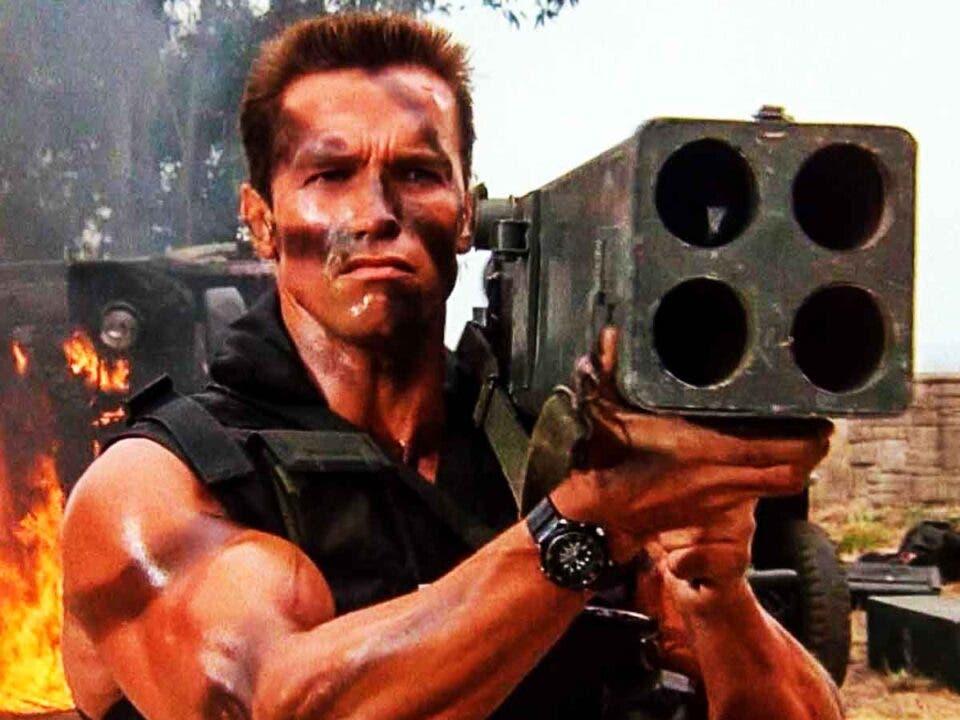Mítica película de Arnold Schwarzenegger tendrá un remake