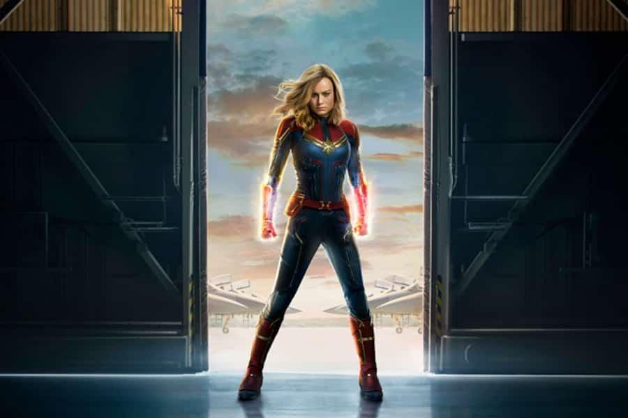 Brie Larson se prepara para las grabaciones de Capitana Marvel 2
