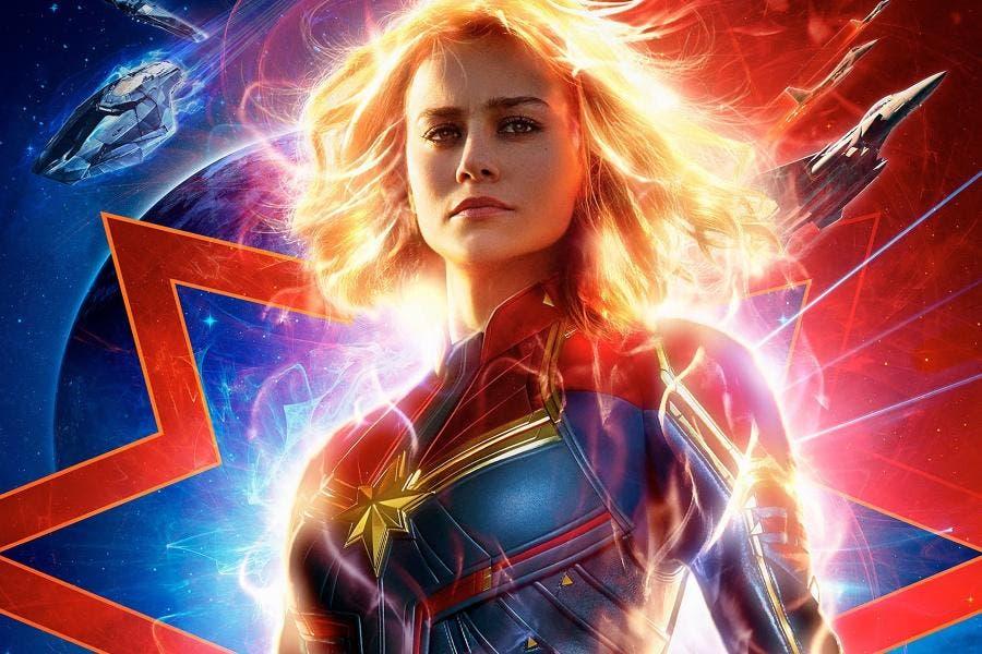 Brie Larson revela porque decidió ser Capitana Marvel