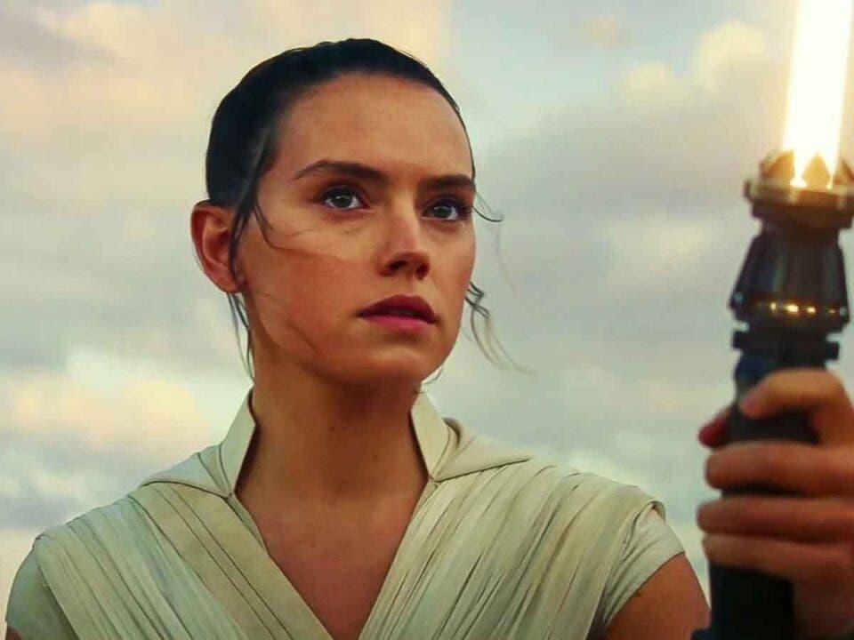Daisy Ridley fue demasiado agresiva rodando su nueva película