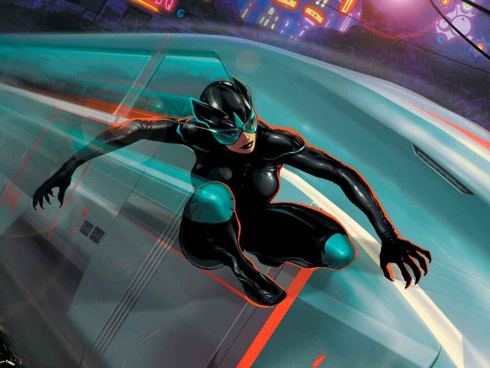 Future state catwoman