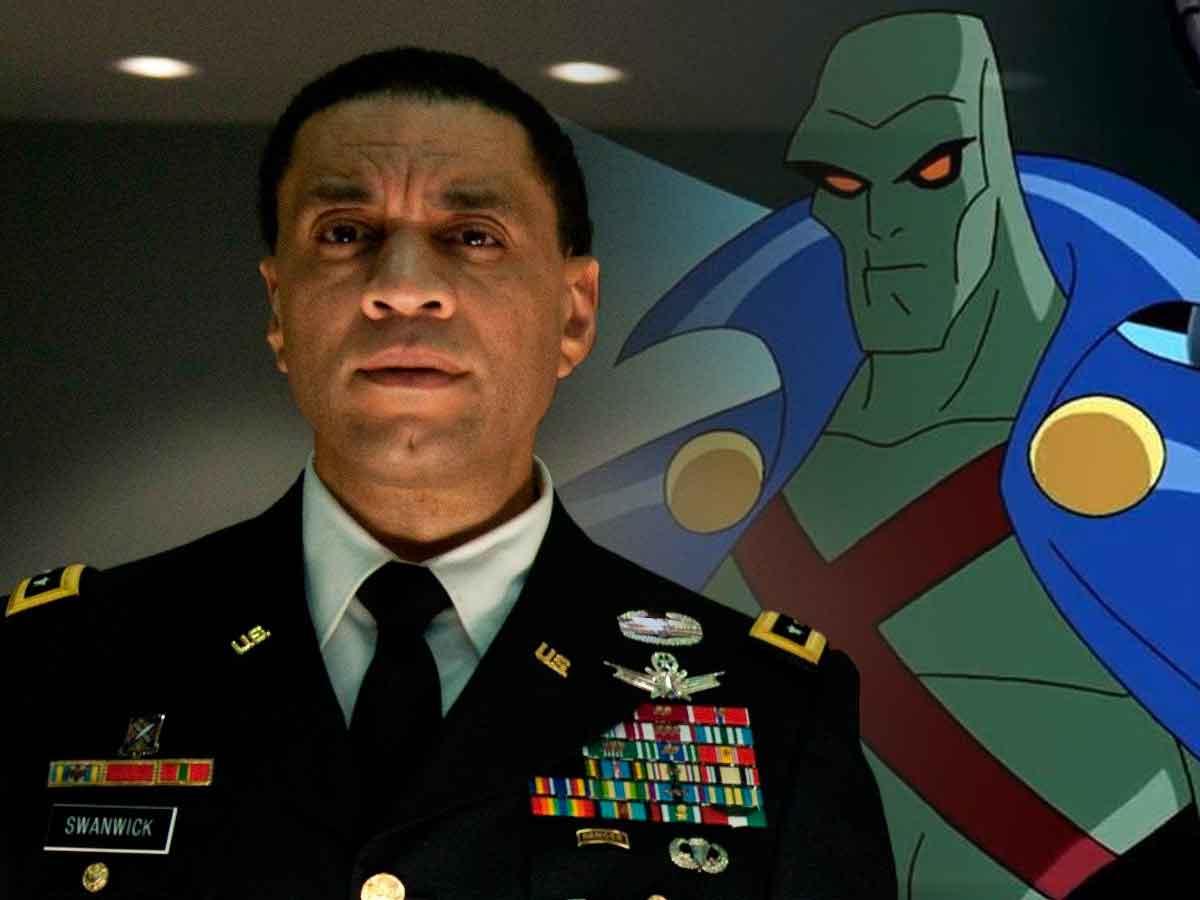 Harry Lennix será Detective Marciano Liga de la Justicia de Zack Snyder