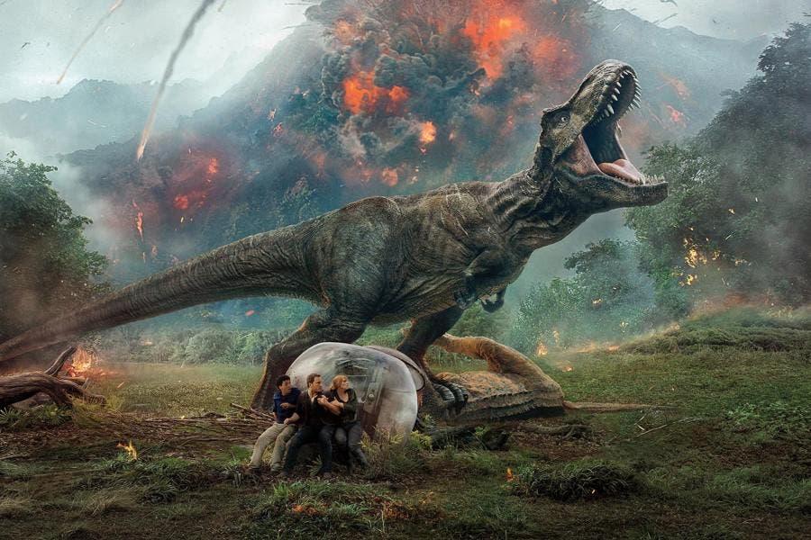El elenco de Jurassic World: Dominion colaboró en el guion de la película