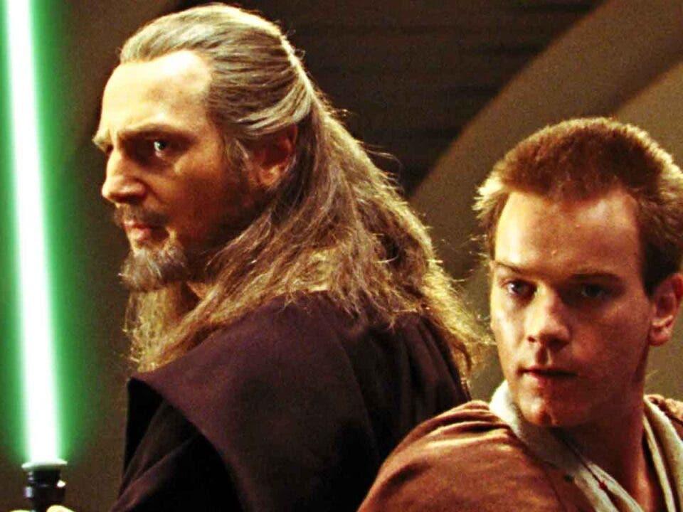 Liam Neeson interpretará de nuevo a Qui-Gon Jinn en la serie Kenobi