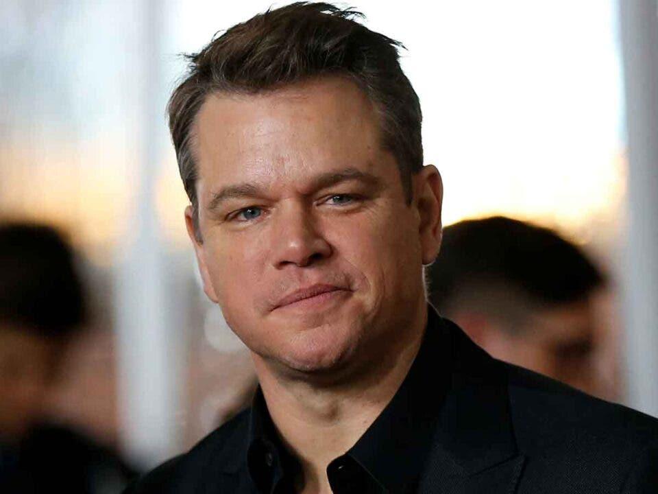Matt Damon repetirá en una película de Marvel Studios