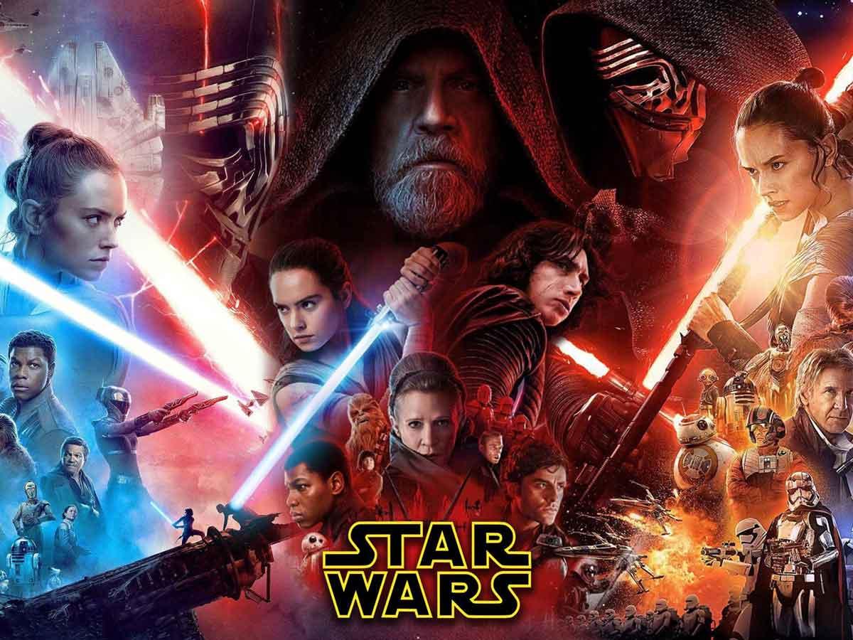 Podrían rehacer la nueva trilogía de Star Wars para Disney +