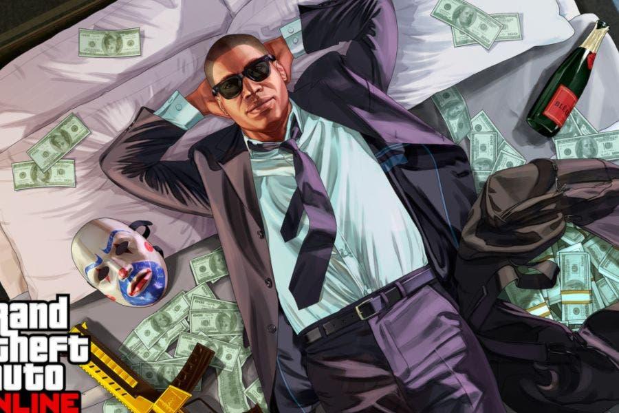 Rockstar Games no abandona el contenido para un jugador