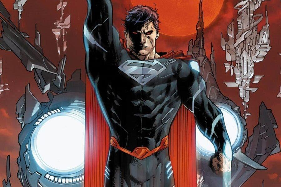 Snyder Cut: El director habla del traje negro de Superman