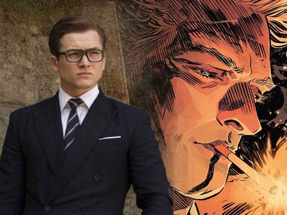 Taron Egerton interpretará a John Constantine