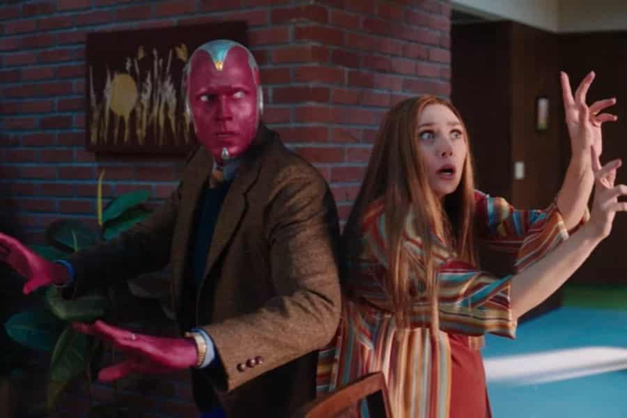 Wandavision - Bruja Escarlata y Visión tendrá un gran cambio a partir del cuarto episodio