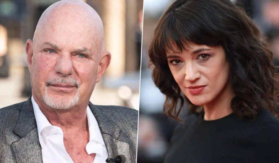 Asia Argento acusó de acoso sexual a Rob Cohen