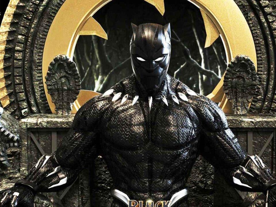 Black Panther 2 tendrá una feroz pelea por el trono de Wakanda