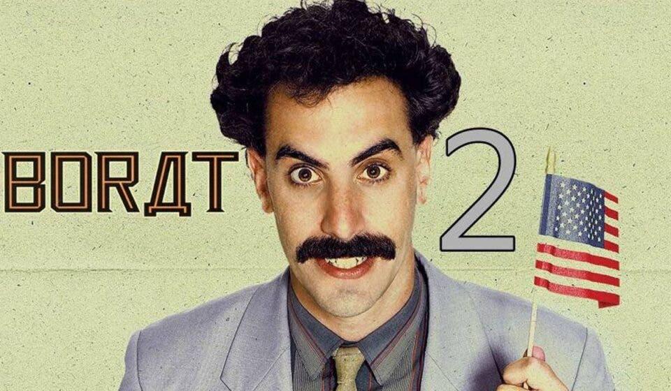 Sacha Baron Cohen no volverá a interpretar a Borat: ¿por qué?