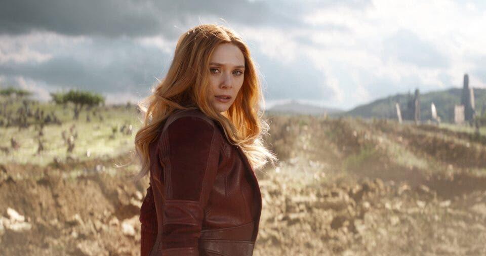 A Elizabeth Olsen le gusta más Vengadores: Infinity War que Endgame