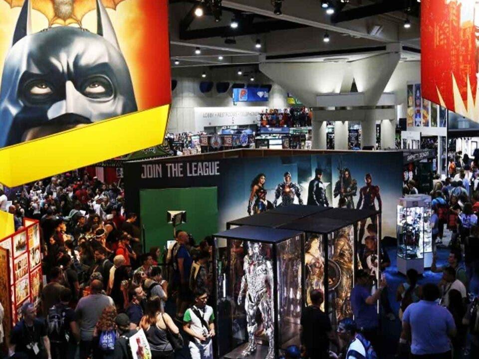 El futuro de las Comic Con podría estar en alta mar