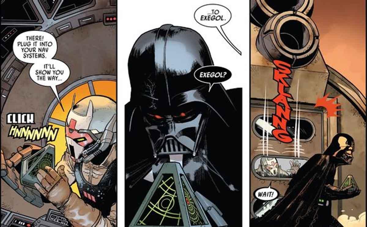 Darth Vader intenta que Star Wars: El ascenso de Skywalker tenga sentido