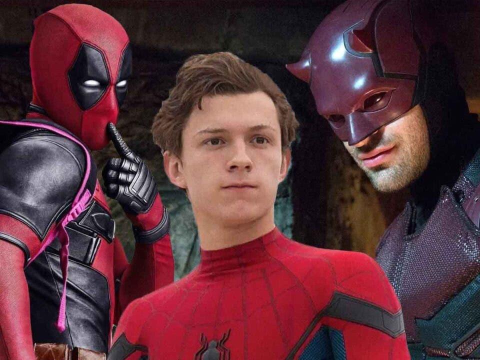 Marvel Studios quiere juntar a Deadpool, Spider-Man y Daredevil