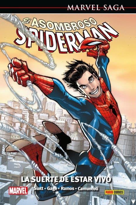 Marvel Saga. El Asombroso Spiderman 46