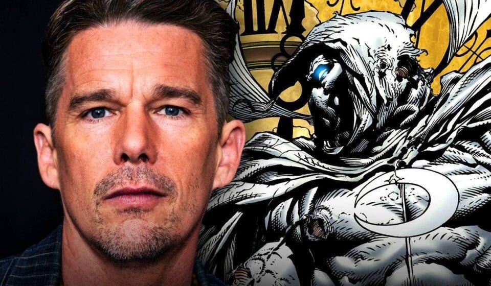 Moon Knight: Ethan Hawke será el villano de la serie