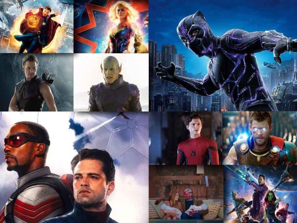Hoy comienza la Fase 4 de Marvel Studios