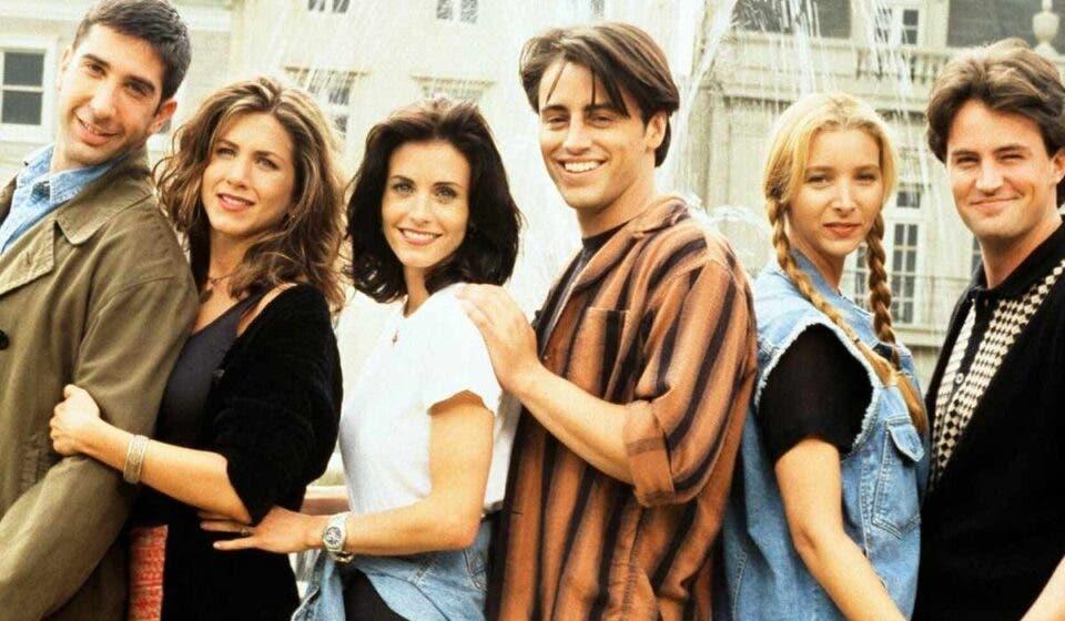 Friends: ¡Comenzaron a filmar las primeras escenas de la reunión!