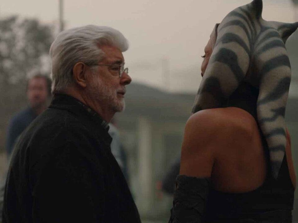 George Lucas revolucionó el rodaje de El Mandaloriano
