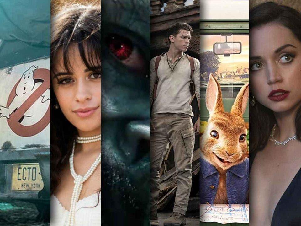 Hasta 6 grandes películas vuelven a cambiar de fecha de estreno