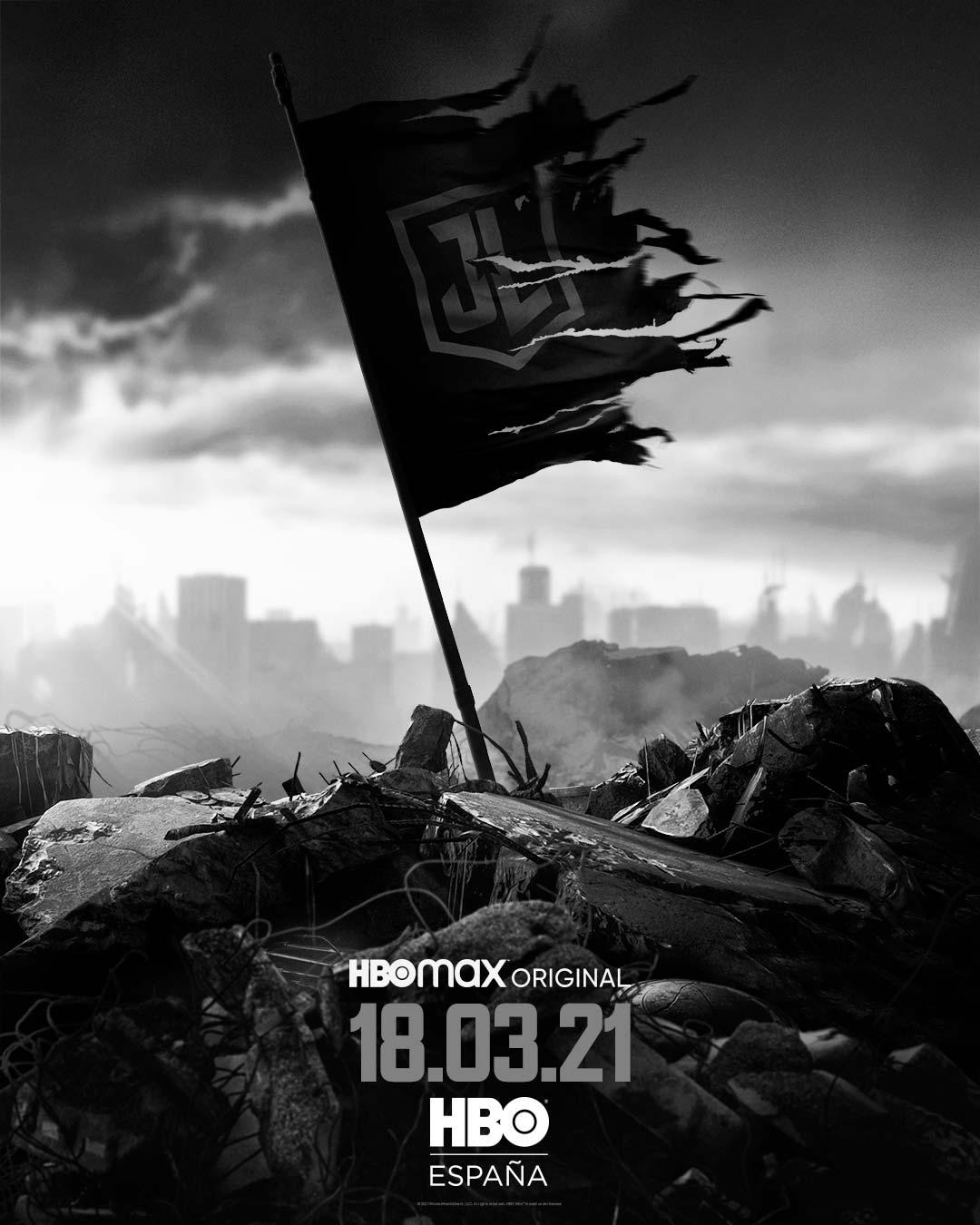 Liga de la justicia HBO España