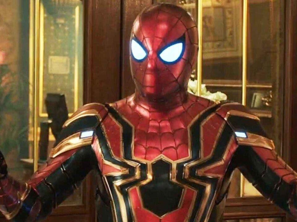 La espectacular escena de Spider-Man: Lejos de casa que no llegó al montaje final