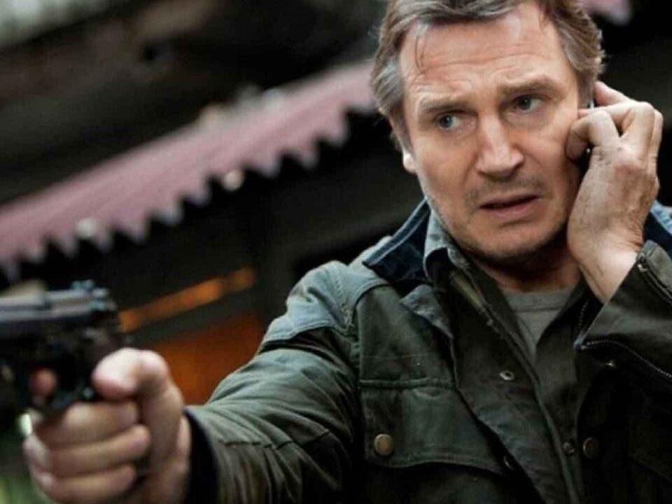 Liam Neeson se retira de las películas de acción... Otra vez
