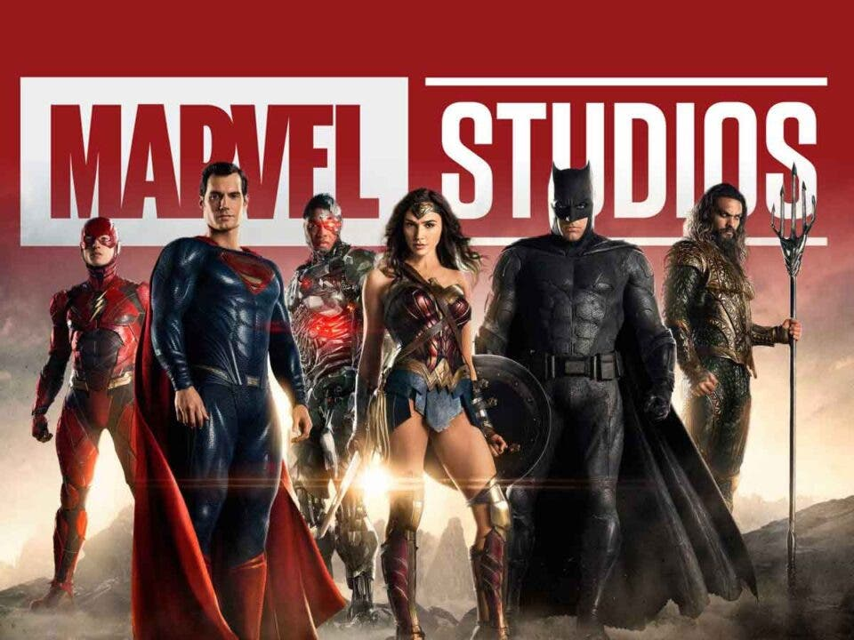 Marvel Studios está montando su propia Liga de la Justicia