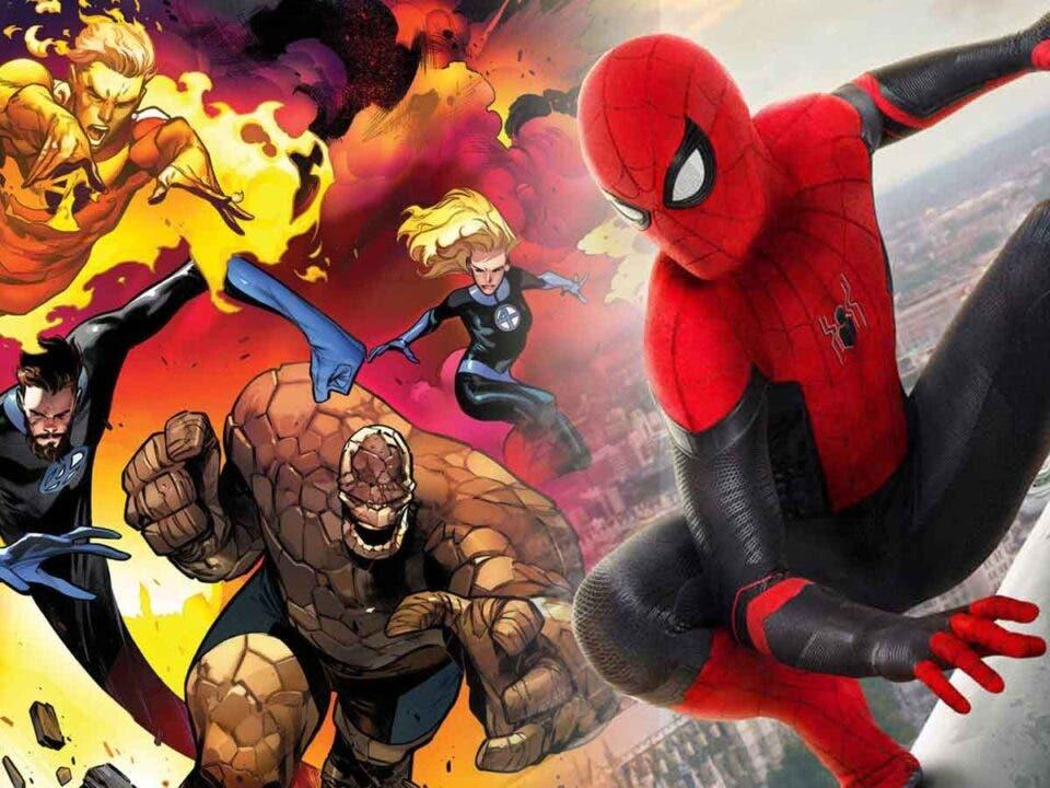 Los Cuatro Fantásticos son como Spider-Man para Marvel Studios