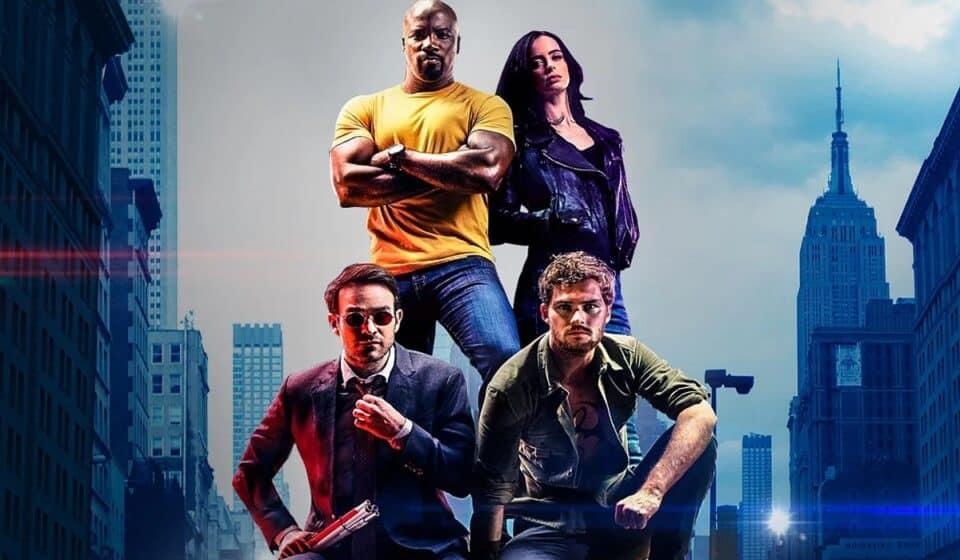 Marvel Studios podría revivir algunas series de Netflix