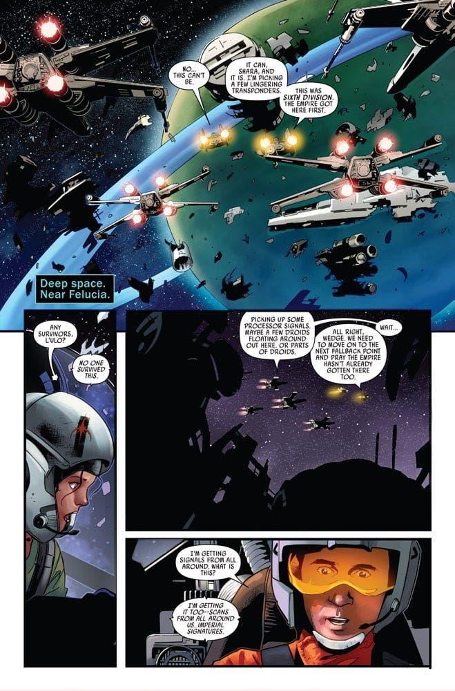comic operación Starlight