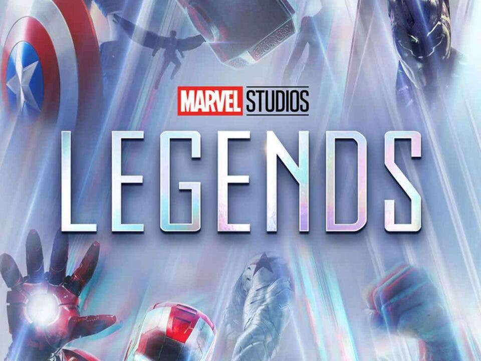 Marvel Studios: Leyendas ya está disponible en Disney +