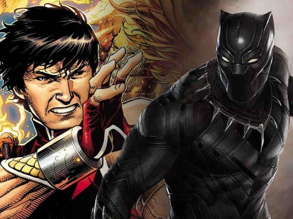 Marvel Studios quiere que Shang-Chi sea el nuevo Black Panther