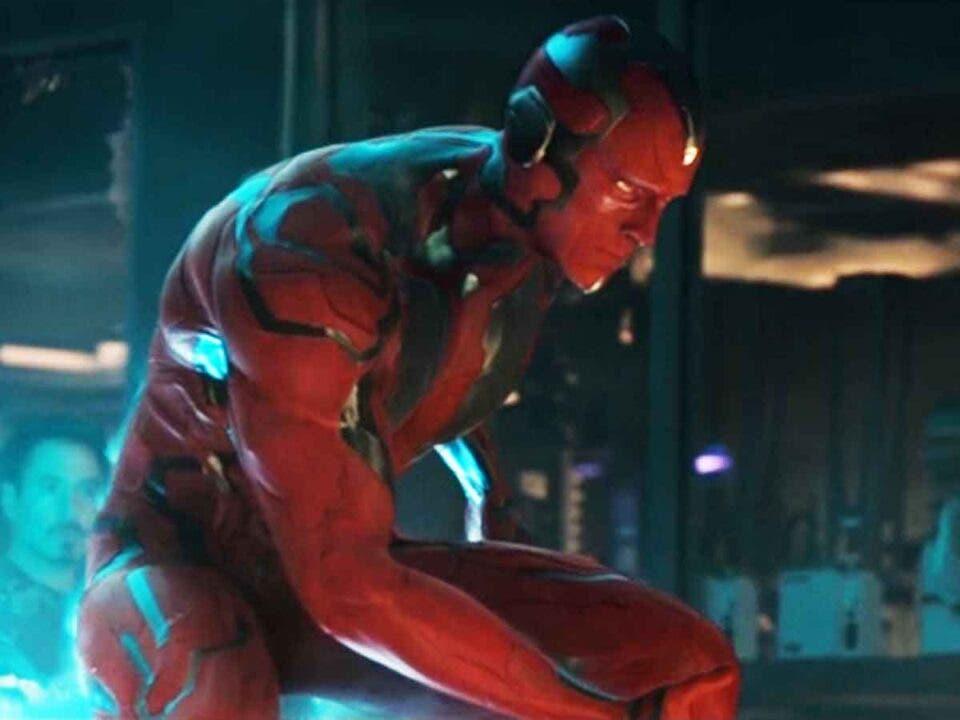 Motivo por el que Vision de Marvel Studios no tiene genitales