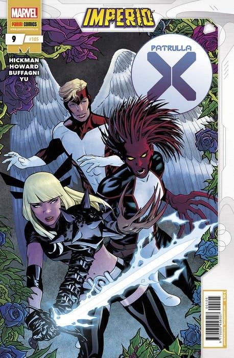 Patrulla-X: 9 Imperio