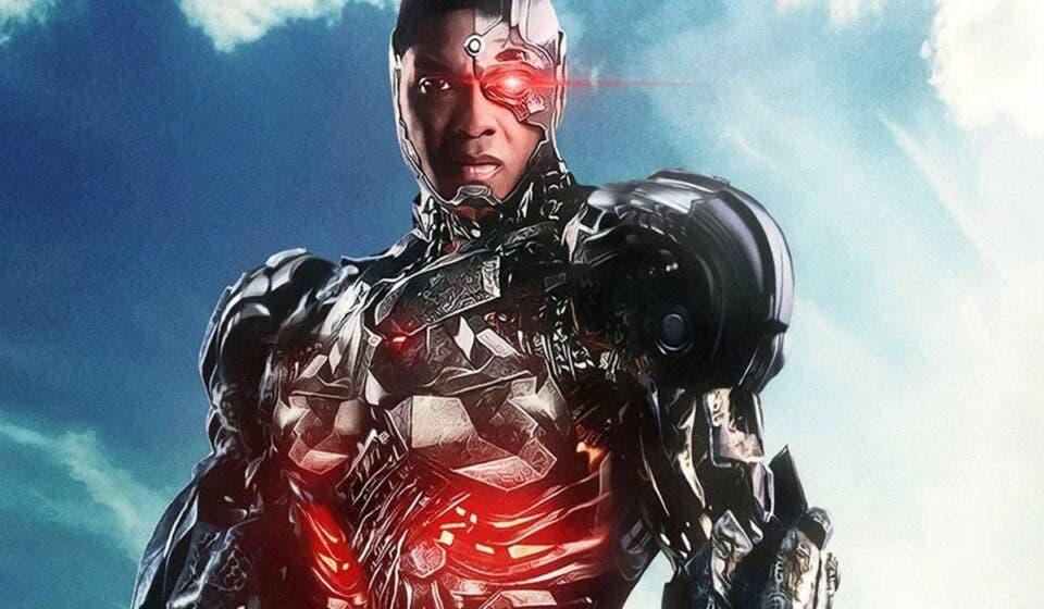 Fans piden que Ray Fisher continúe como Cyborg