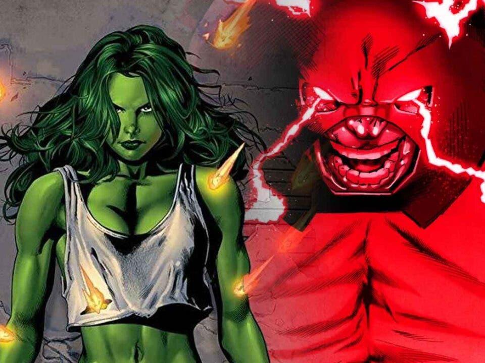 She-Hulk podría ayudar a un villano mutante en la serie de Marvel Studios