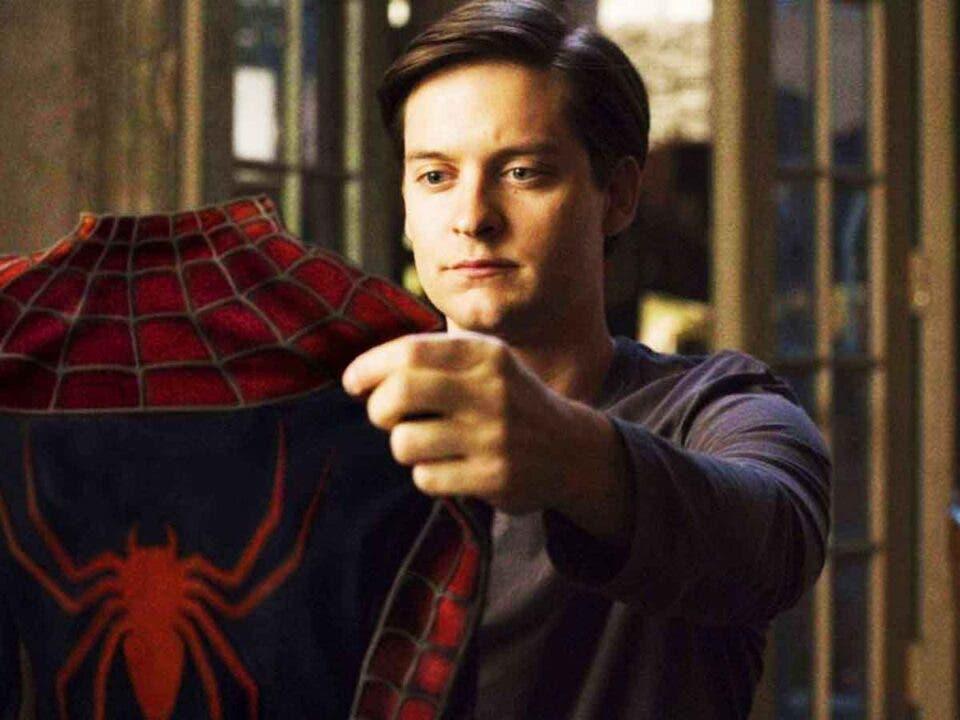 La gran apuesta de Marvel Studios por Tobey Maguire para Spider-man 3