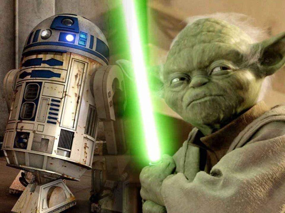 Star Wars confirma una teoría fan sobre Yoda y R2-D2