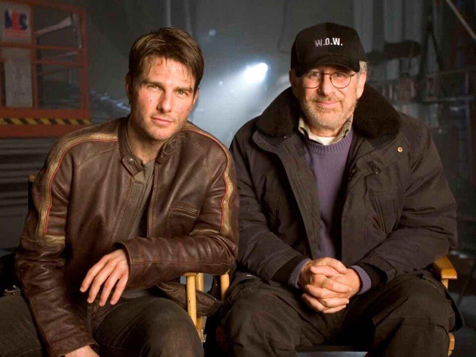 Steven Spielberg no quiere volver a trabajar con Tom Cruise