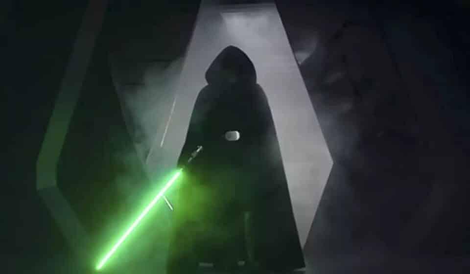 The Mandalorian: El cameo de Luke Skywalker no estaba en los planes