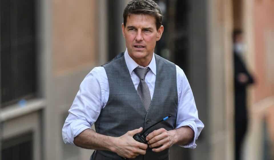Tom Cruise compró robots anti-COVID para el set de Misión Imposible